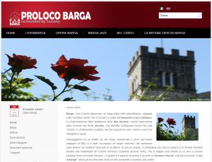Sito ProLoco Barga